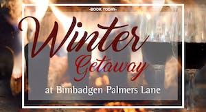 Winter at Bimbadgen Palmers Lane Guesthouse