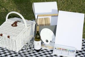 Bimbadgen Picnics + Paint Kit