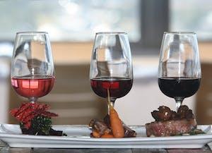 Esca Bimbadgen Tasting Plate Red wine