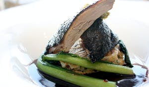 Wood fire Oven Roasted Hoi Sin Duck