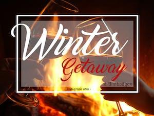 Winter Getaway at Bimbadgen