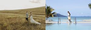 Book your wedding at Bimbadgen Palmers Lane! Win your honeymoon at Hayman Island!